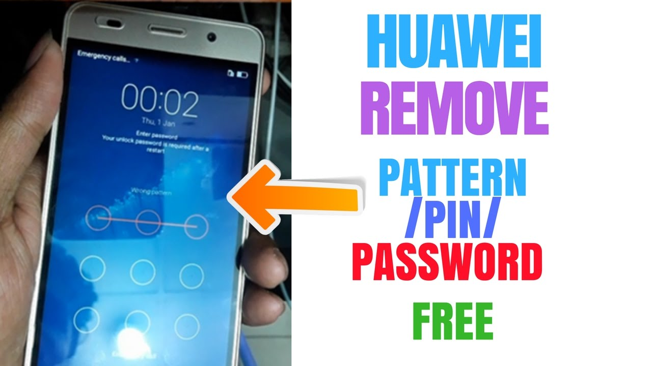 HUAWEI SCC U21 Hard Reset Remove Pattern/Pin/Password Lock | huawei hard  reset | free |2017