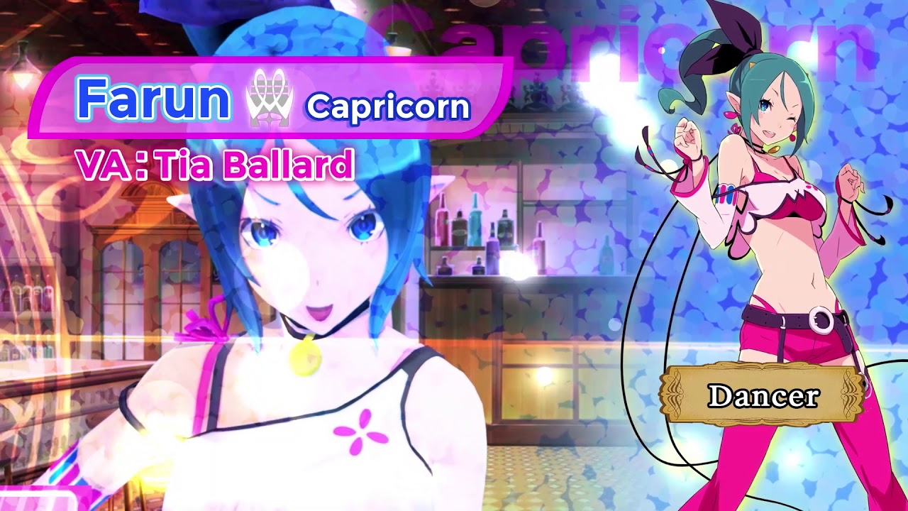 Conception Plus Maidens Of The Twelve Stars Coming West For Ps4 Pc