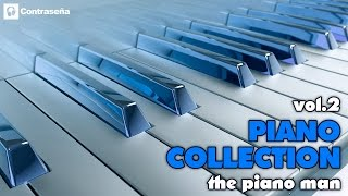 Instrumental Piano Music Playlist Soft Piano Music for Relaxing, Studying & Sleep, Piano Collection