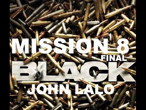 Black - Mission 8 - Spetriniv Gulag Final (WALKTHROUGH / GAME PLAY / LET'S PLAY) (PS2) JOHN LALO