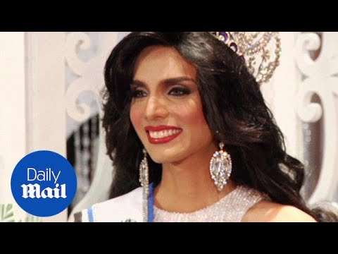 Miss Gay Venezuela 2015 crowned in Caracas - Daily Mail