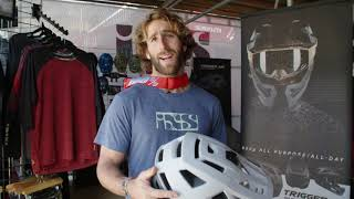 Expo Chat feat. Adrien Loron - What's New With iXS Helmets