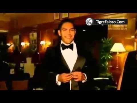 El 'Tigre' Falcao Mejor Futbolista Del Año 2012