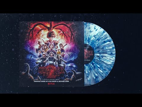 Stranger Things 2   Soundtrack By Kyle Dixon & Michael Stein - Vinyl 2