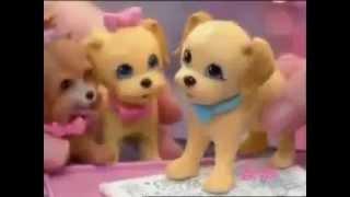 Барби щеночки! Подари своей Барби друга!