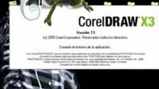 Tutorial CorelDraw x3- Recortar figuras