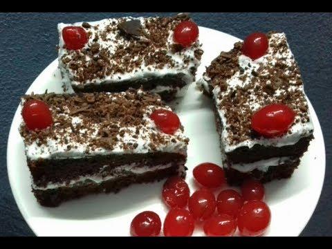 Black Forest Cake Recipe In Pressure Cooker