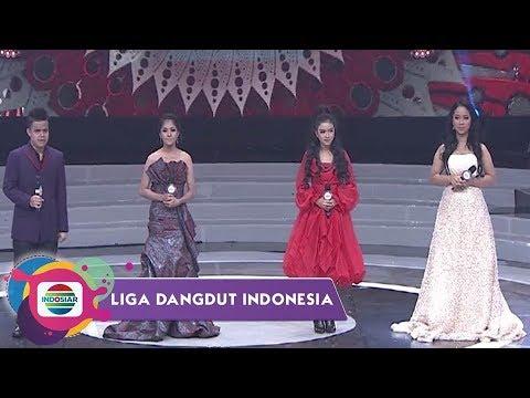 Highlight Liga Dangdut Indonesia - Konser Final Top 20 Group 4 Show