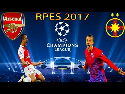 PES 2017 Romania Cariera Cu Steaua - Minunea De Pe Emirates !!!⚽