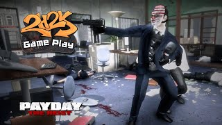 Payday: The Heist - Gameplay