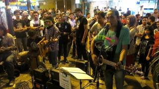 Video GENJI BUSKERS - GALAU (COVER) FIVE MINUTE BEST SONG download MP3, 3GP, MP4, WEBM, AVI, FLV Desember 2017
