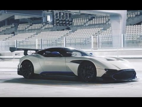 Aston Martin Vulcan Hits The Track - Top Gear Magazine