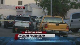 UPDATE: Woman found dead in garage