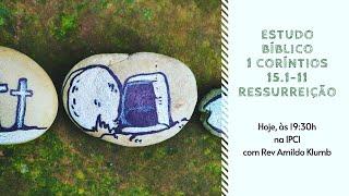 IP Central de Itapeva - Culto de Quarta - Feira - 14/10/2020
