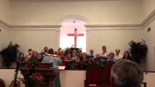 """Let Others See Jesus in You"" Siam Choir"