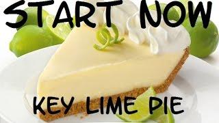 Start Now Key Lime Pie Im Test