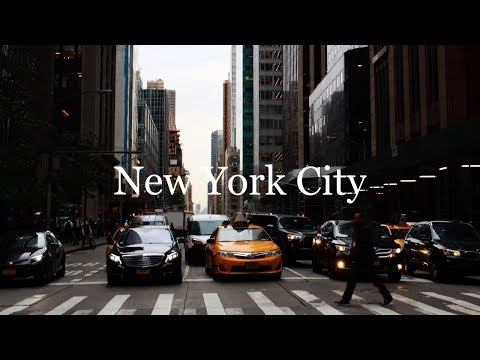 TRAVEL WITH ME | New York City