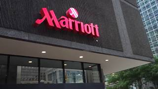 Full Hotel Tour and Review of The Ottawa Marriott Hotel in Ottawa, Ontario, Canada