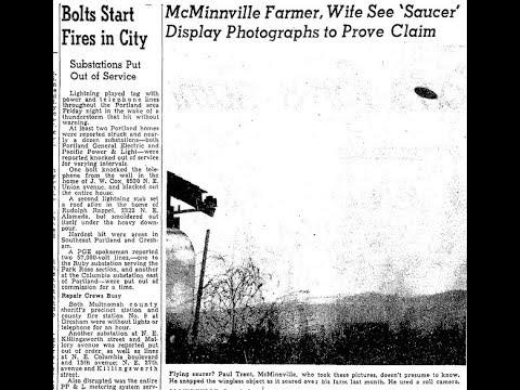 UBR- UFO Report 59: Tampa Florida UFO and Oregon UFO Throwback