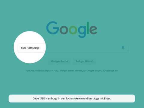 SEO Hamburg - Suchmaschinenoptimierung für Hamburg