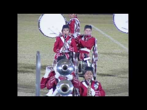 2016 Dunedin high School band competition