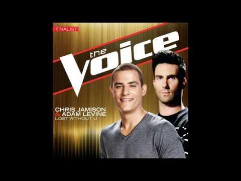 Chris Jamison & Adam Levine - Lost Without U