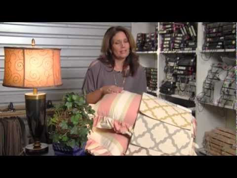 Bedroom Spaces: Custom Bedding and Draperies   Good Living by Design