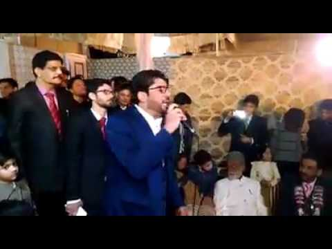 ALI As K Sath He ZAHRA Sa Ki Shadi..