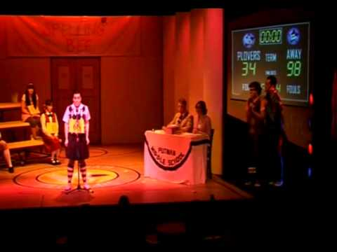 Woe is Me - The 25th Annual Putnam County Spelling Bee