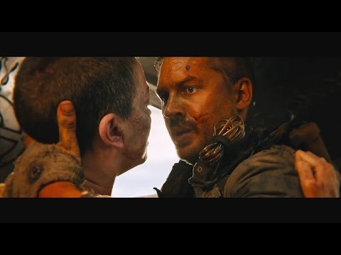 Mad Max Fury Road - My Name is Max Scene (1080pᴴᴰ)
