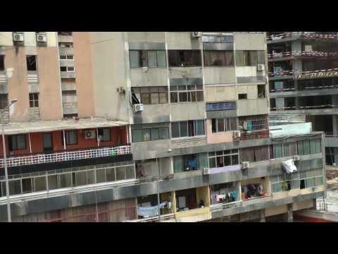 Luanda, Angola - cały odcinek o hotelach (styczeń 2014)
