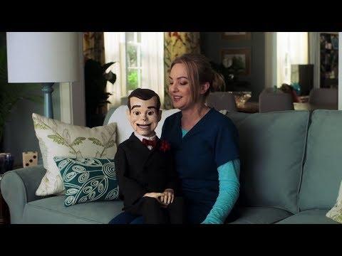 Slappy se cree el dueño de la casa | Escalofríos 2 (2018) | 1080p Latino