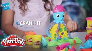 Play-Doh | 'Cranky the Octopus & Wavy the Whale' Official Teaser 2
