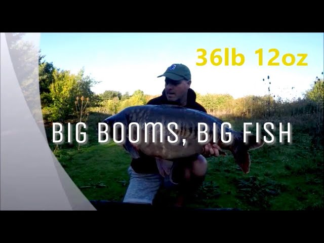 Rig Marole - Big Booms, Big Fish - Carp Fishing 2018