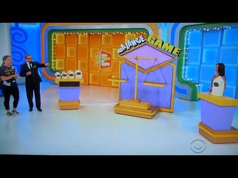 The Price is Right - Balance Game - 5/23/2018