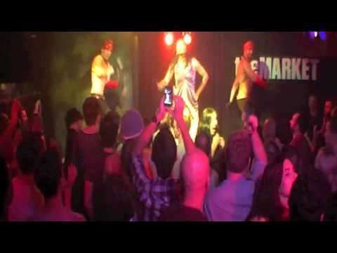 Kathy Brown At The Market Hotel Melbourne Part-2