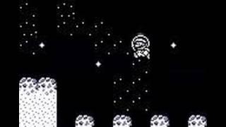 Super Mario Land 2 - Strange jumping behavior in the moon level