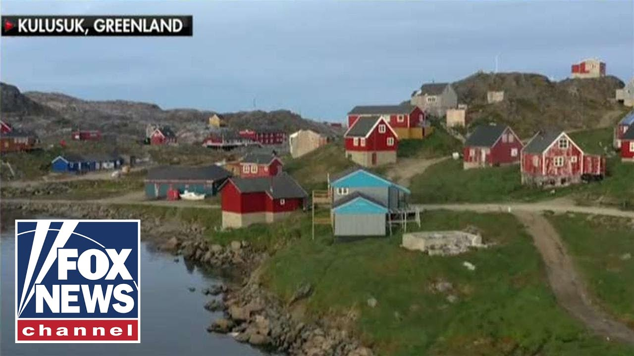 FOX News Trump cancels Denmark visit after PM refuses to sell Greenland