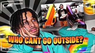 6IX9INE- PUNANI (Official Music Video) 🔥🔥 | THEY LET THE KING OUT | *REACTION*
