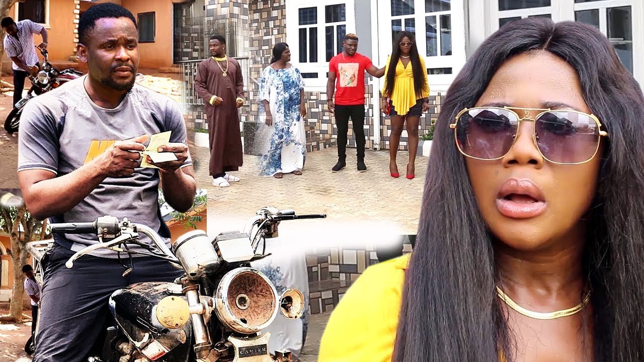 Download The Okada Rider & The Beautiful Rich Girl Season 1&2 - Zubby Micheal 2019 Latest Nigerian Movie