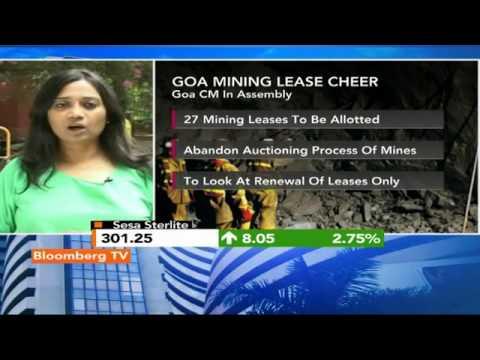 Market Pulse: Goa Mining Lease Renewal Boost