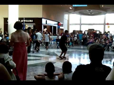 Kitana's first Filipino Indp Day Carson Mall 2011 Part 2