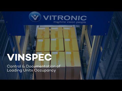 VITRONIC - Control and Documentation of Loading Units Occupancy