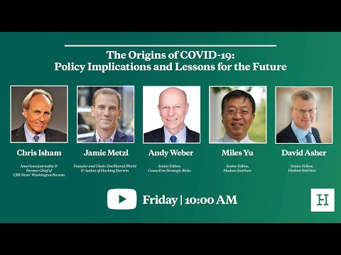 The Origins Of COVID-19: Policy Implications And Lessons For The Future