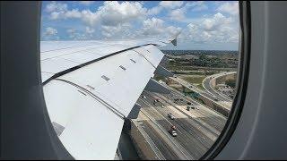 Lufthansa Airbus A380 Frankfurt - Miami