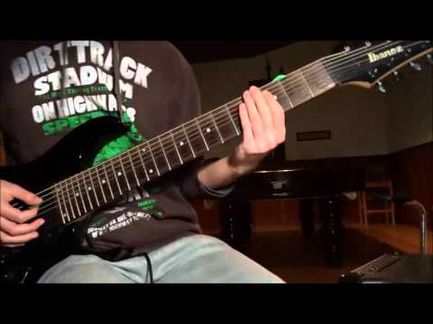 Darkthrone Guitar Lesson - In The Shadow Of The Horns