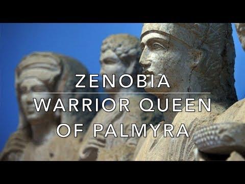 Zenobia: The Warrior Queen of Palmyra