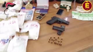 Roma: Carabinieri sequestrano 3 kg di cocaina, pistola e orologi di lusso, arrestato 70enne.