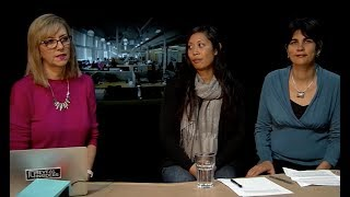 Bernice Yeung and Sasha Khokha discuss Rape on the Night Shift