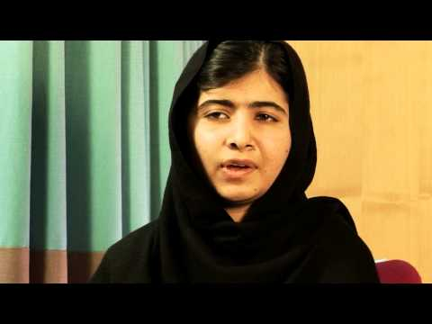 Interview with Malala Yousafzai: The importance of girls' ed